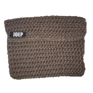 Tablet Hoes Taupe Flip Cover | joep-shop.nl