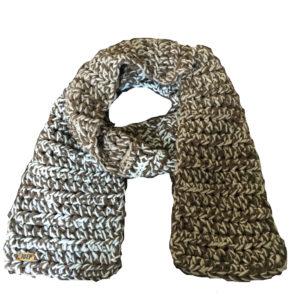 Sjaal Classy Big Brown | joep-shop.nl