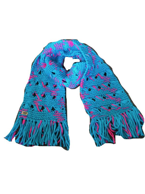 Sjaal Blue Axes | joep-shop.nl